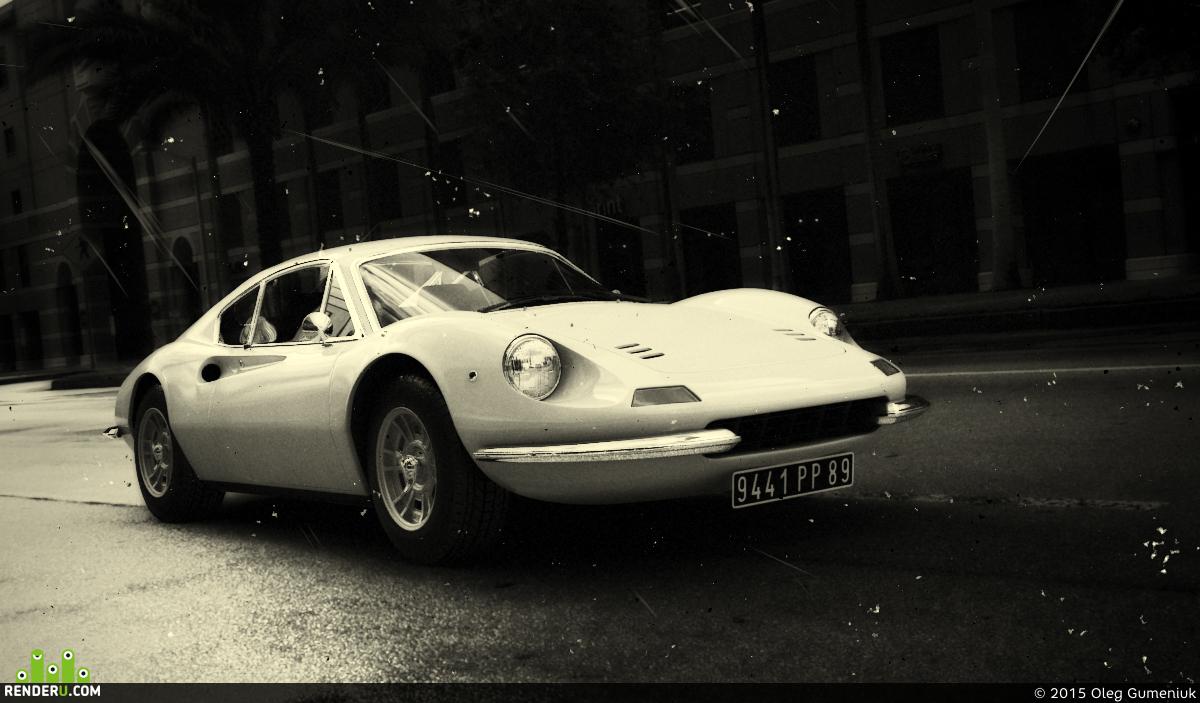preview Ferrari Dino