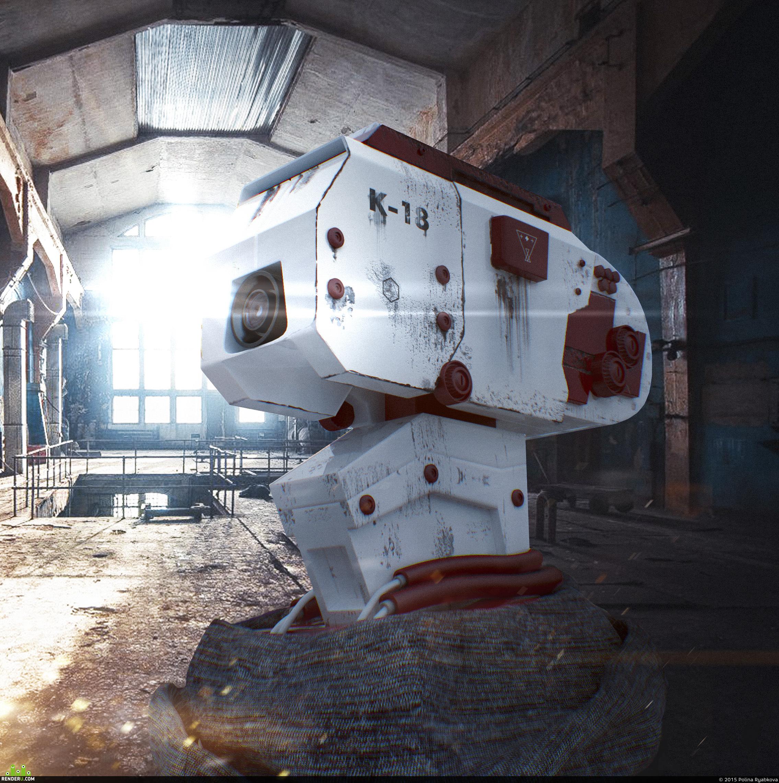 preview Робот грустит...