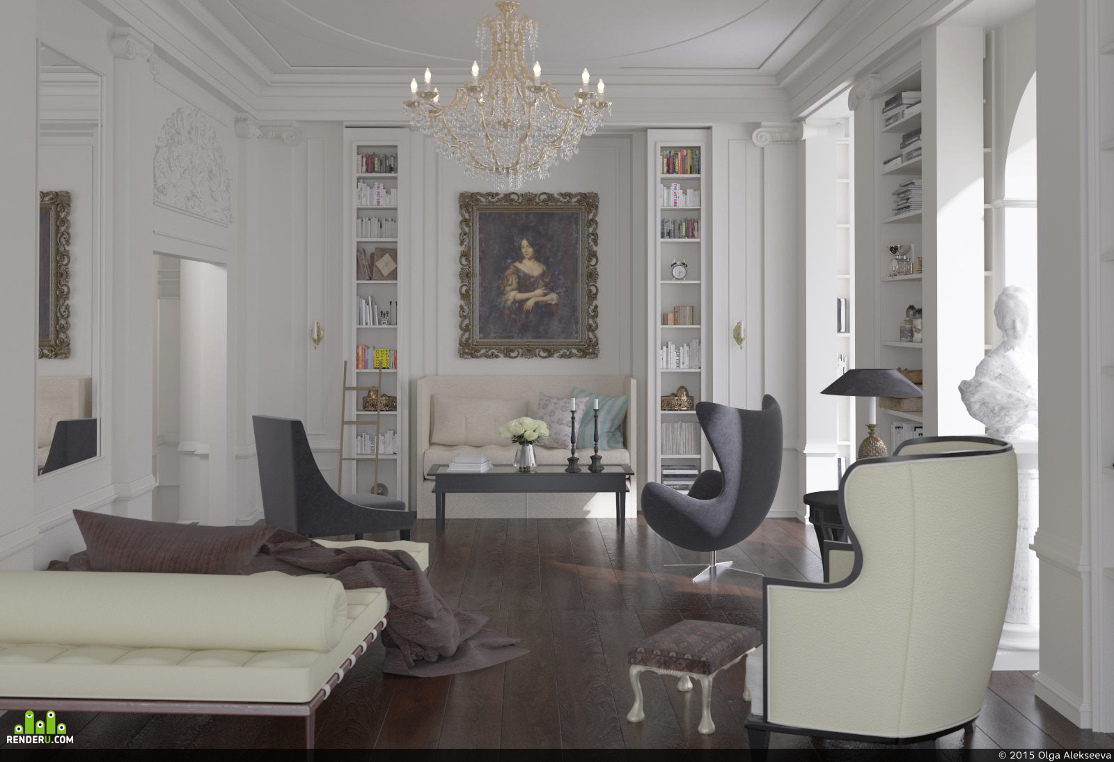 preview traditional living room