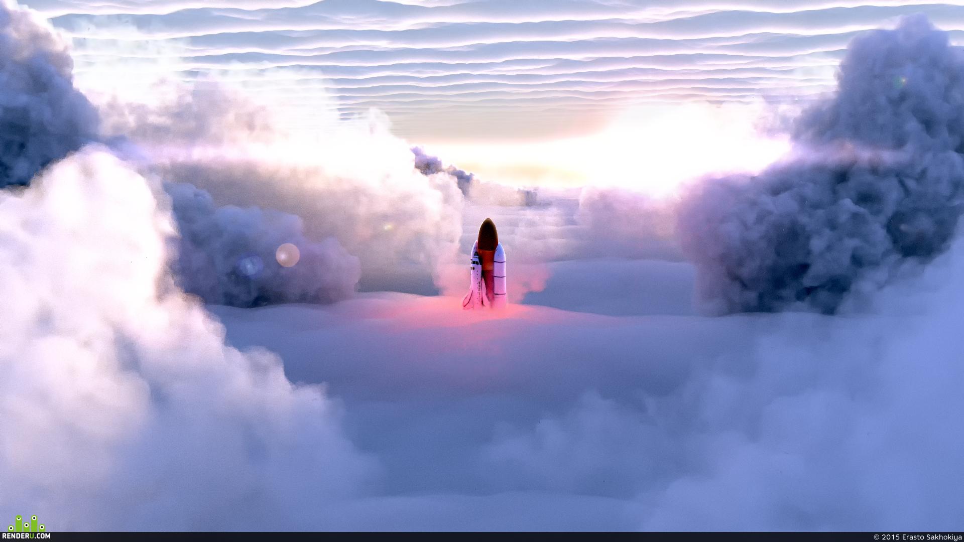 preview В облаках