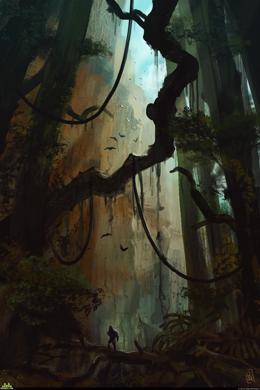 preview Каньон джунглей
