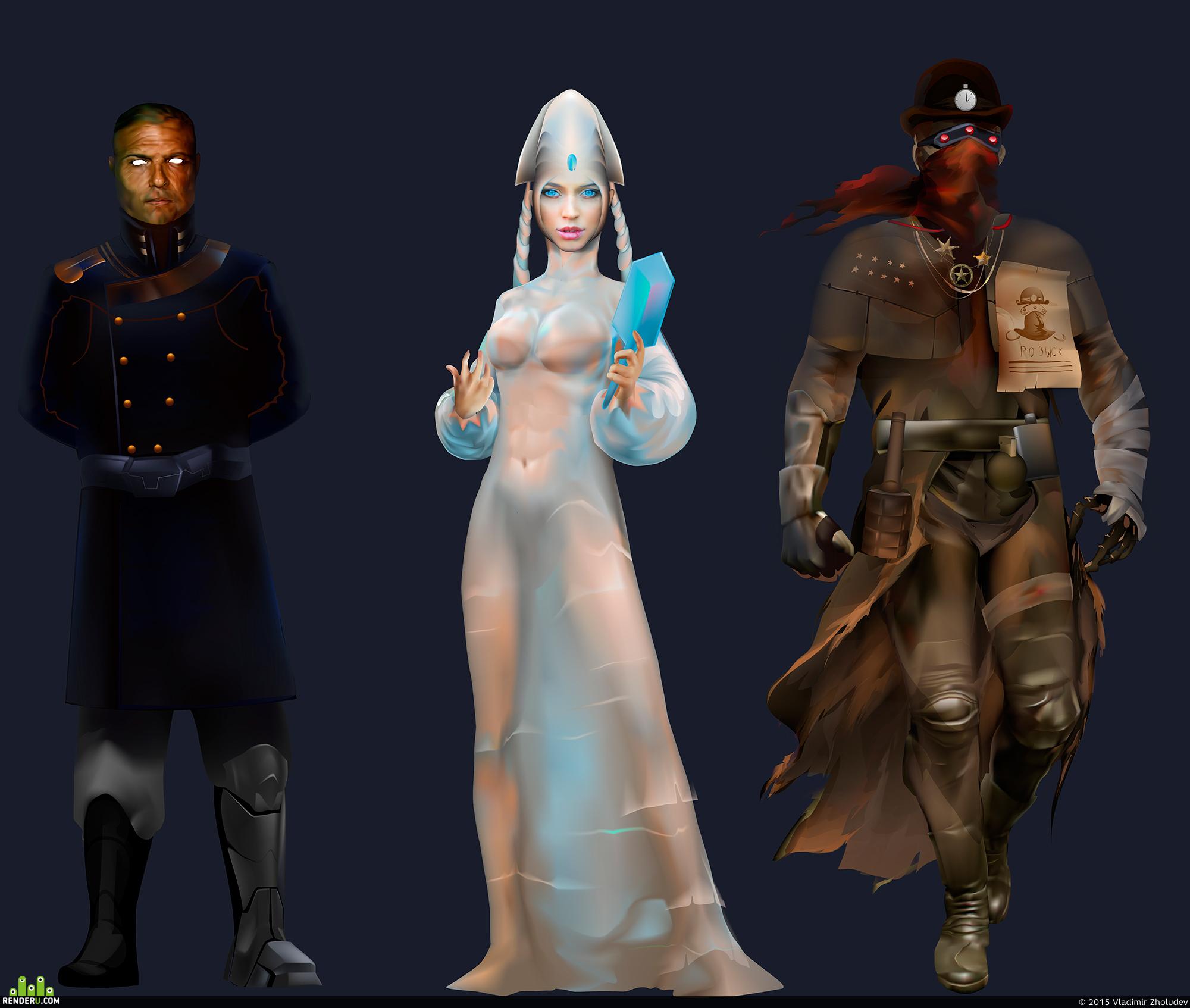 preview персонажи