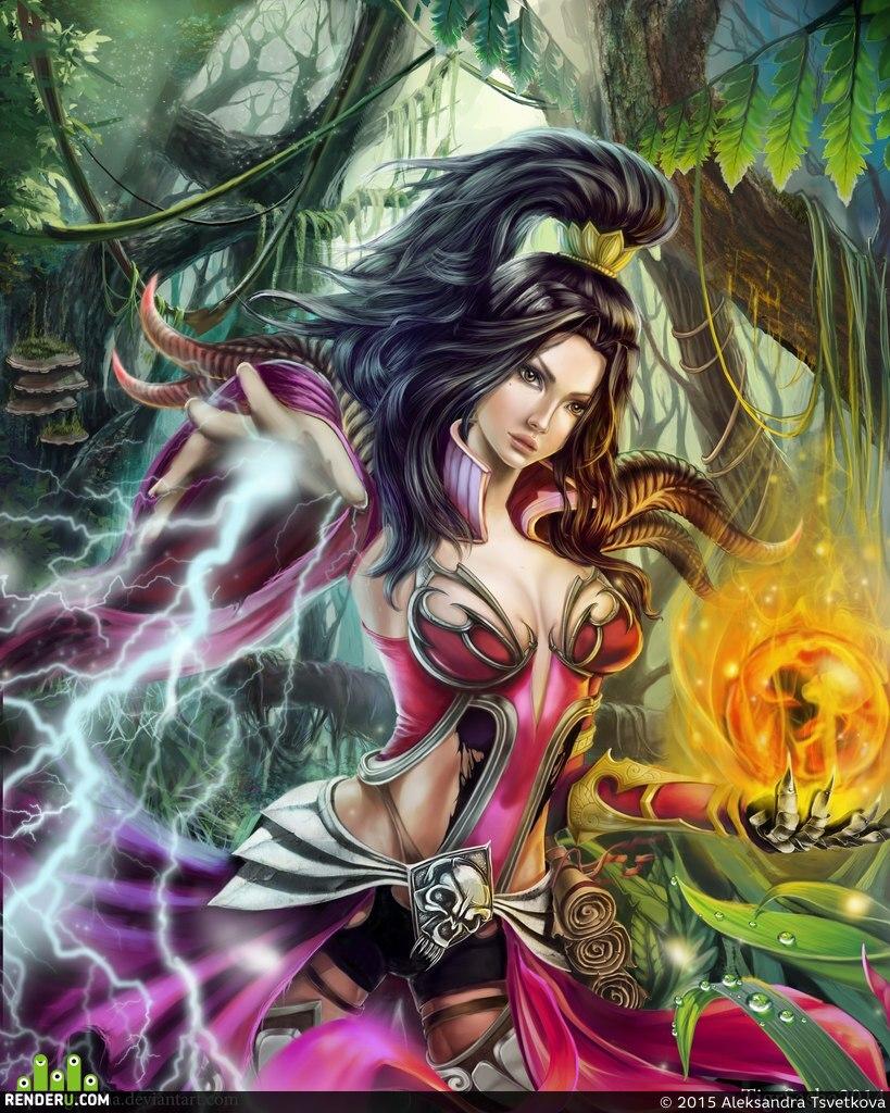 preview  sorceress diablo 3