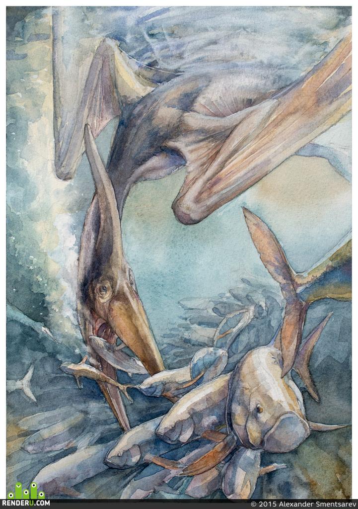 preview Pteranodon longiceps