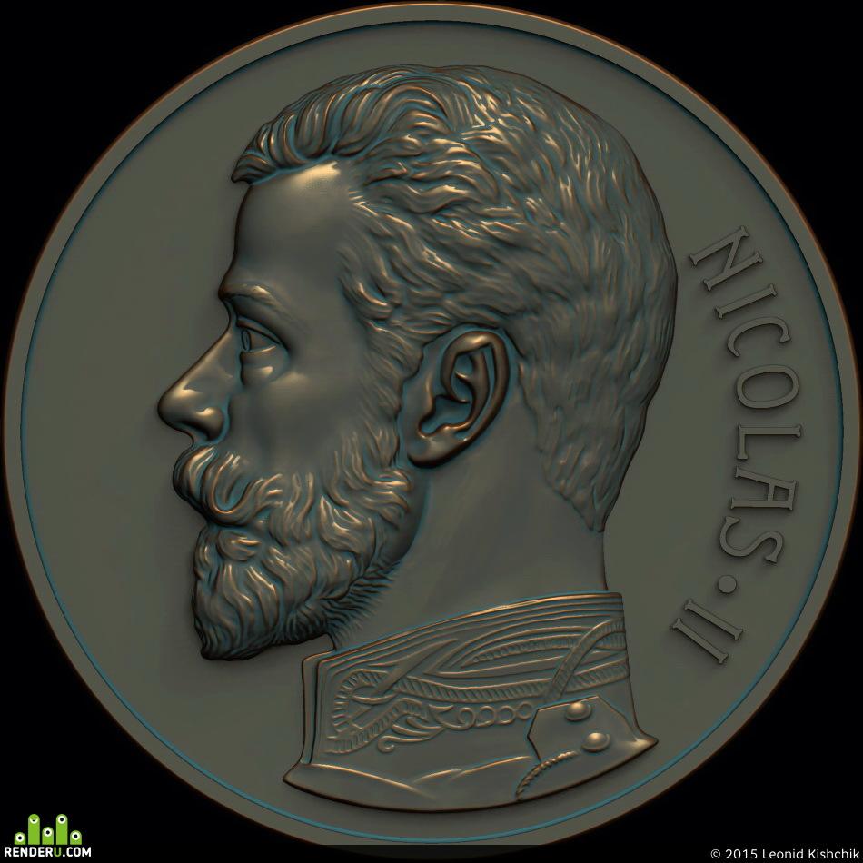 preview Николай II Александрович - Император Всероссийский, Царь Польский и Великий Князь Финляндский.