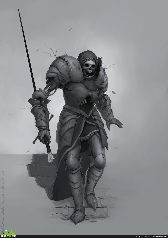 preview warrior death