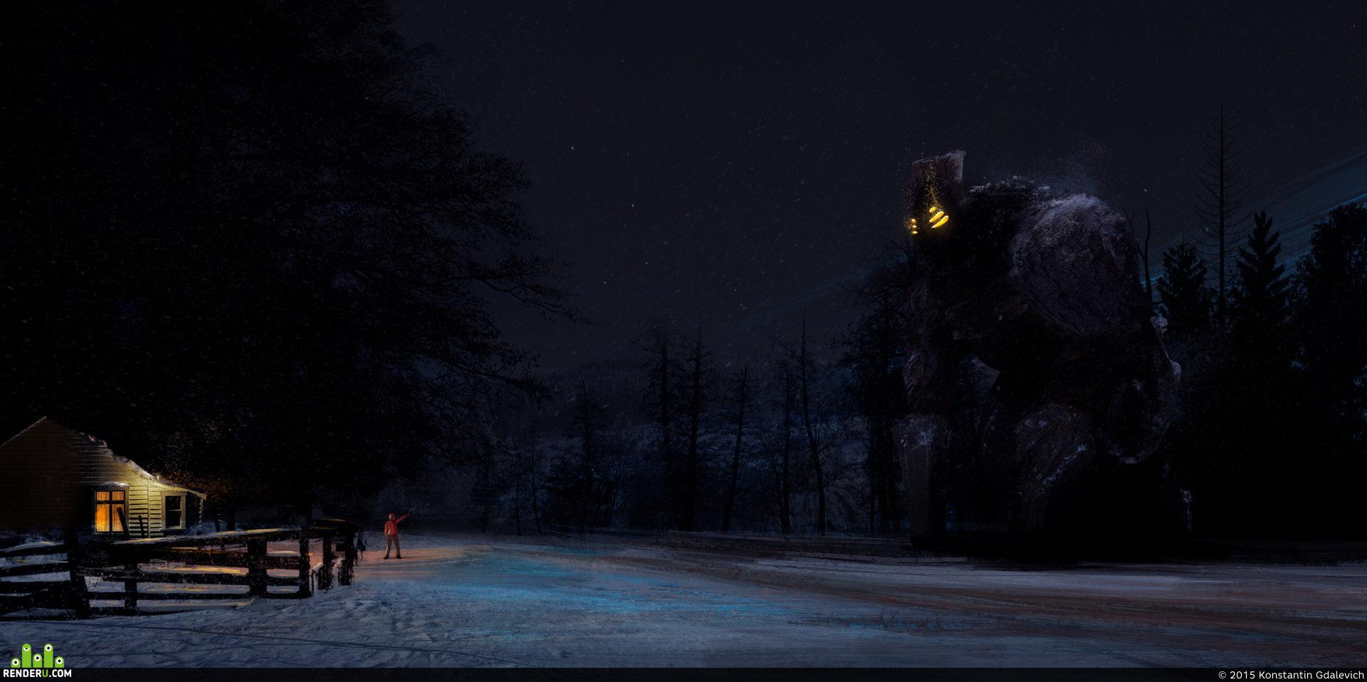 preview Бессонная ночь