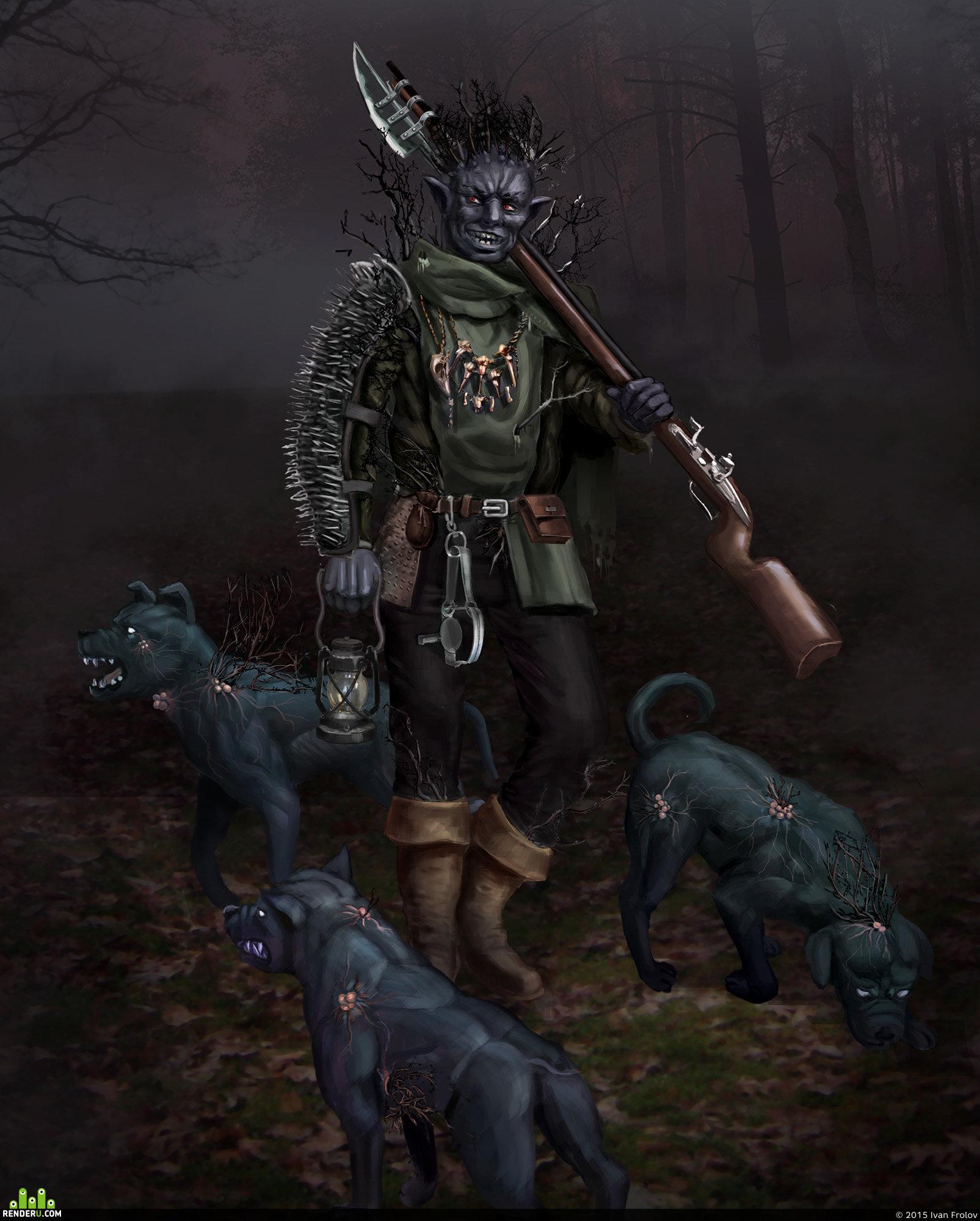 preview Демон охотник