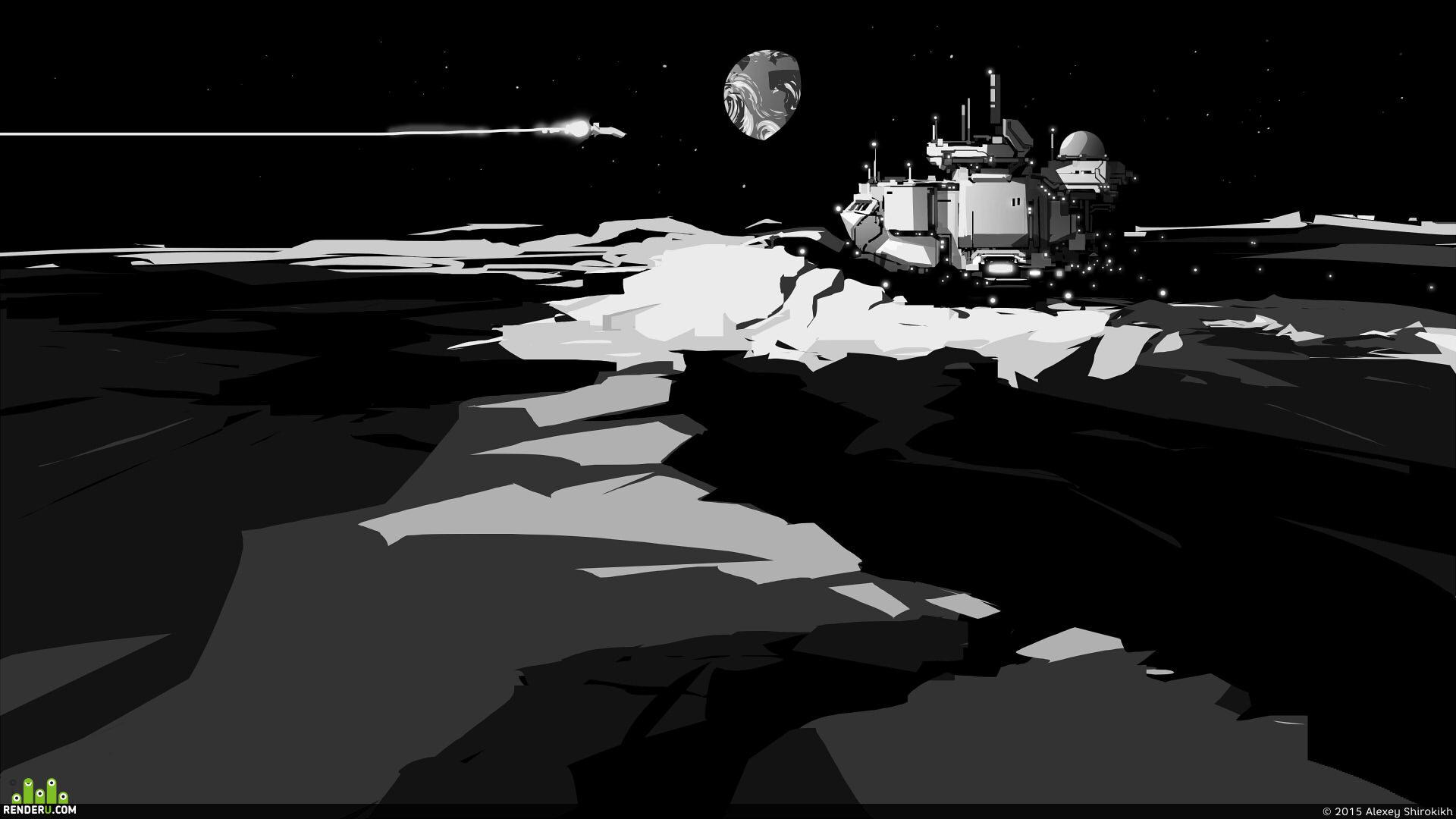 preview лунная база