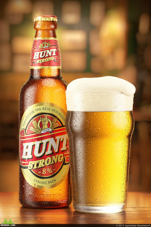 preview HUNT Beer