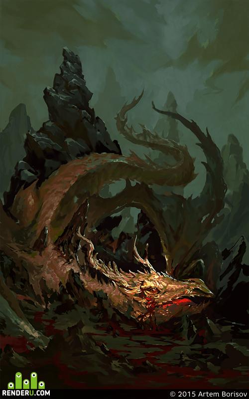 preview Кровь Дракона