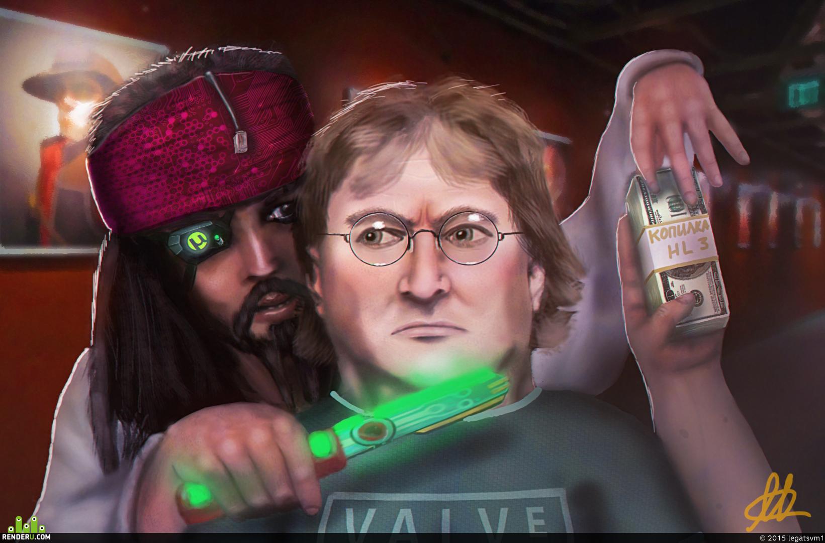 preview Современное пиратство