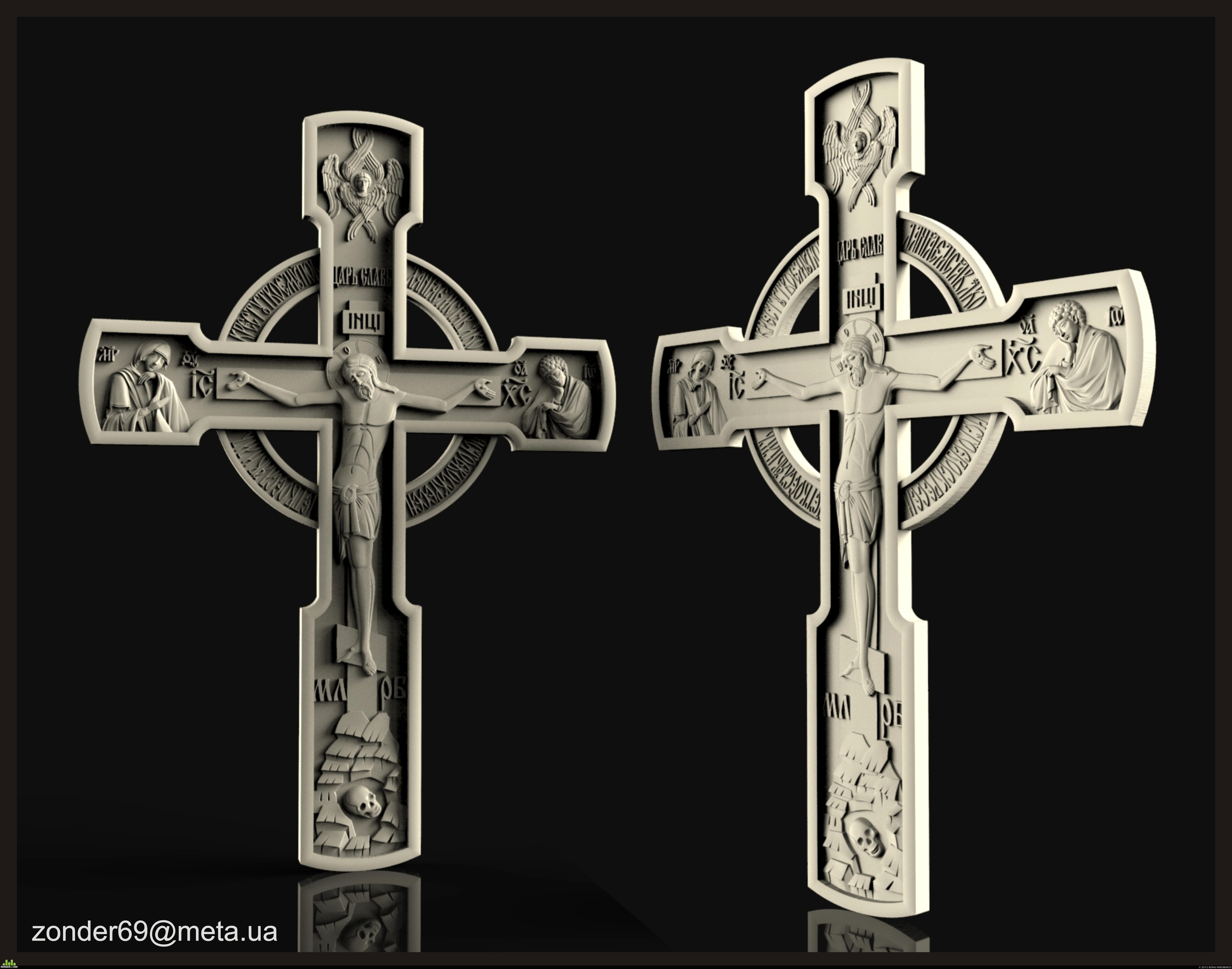 preview запрестольный крест