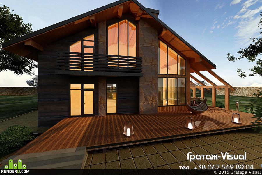 preview Комплексное проектирование частных домов