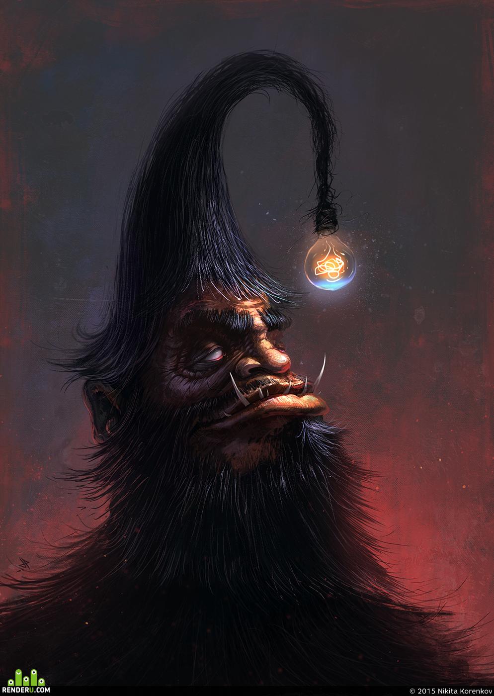 preview человек-фонарь