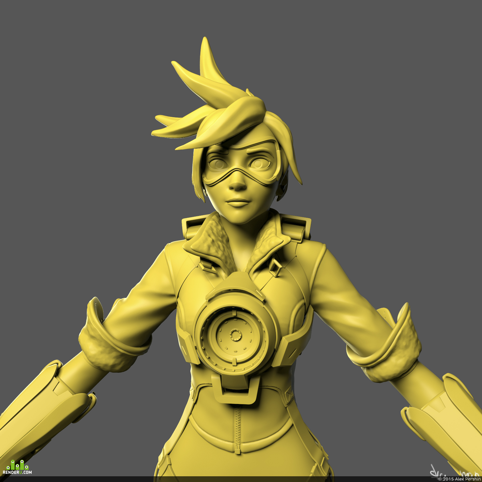 preview tracer wip