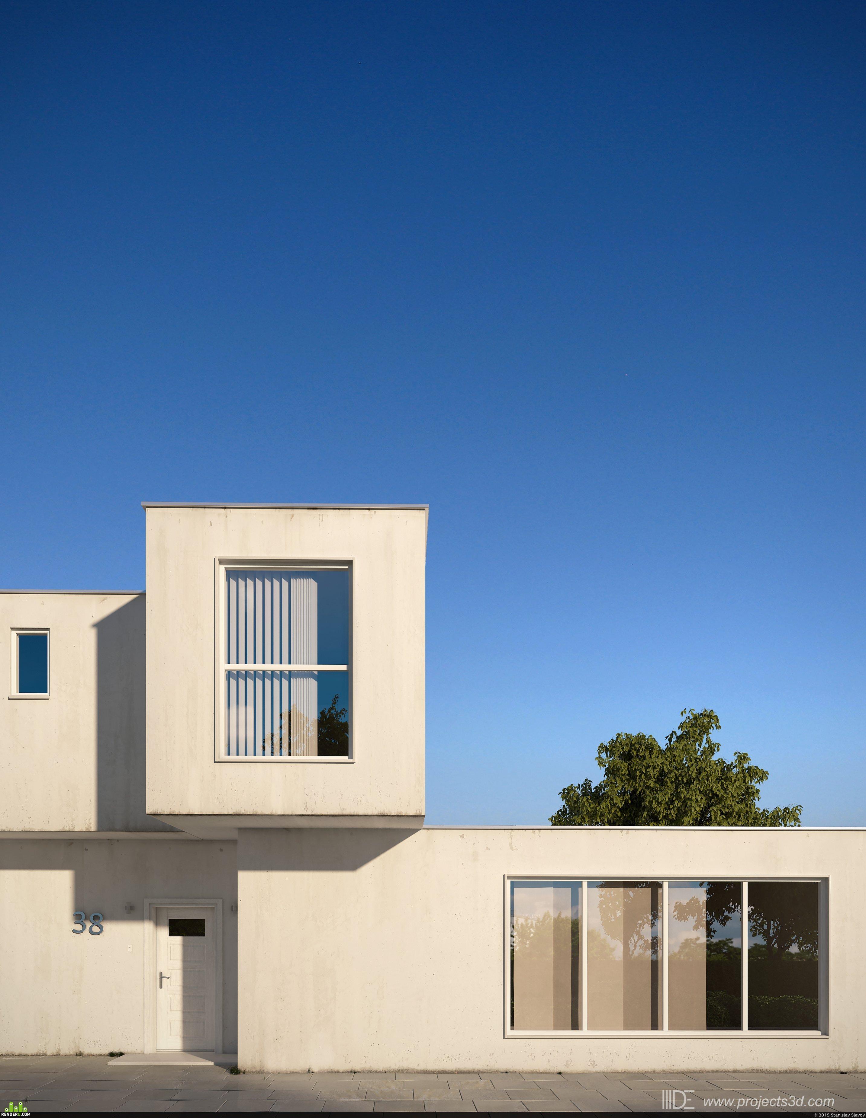 preview Архитектурная композиция