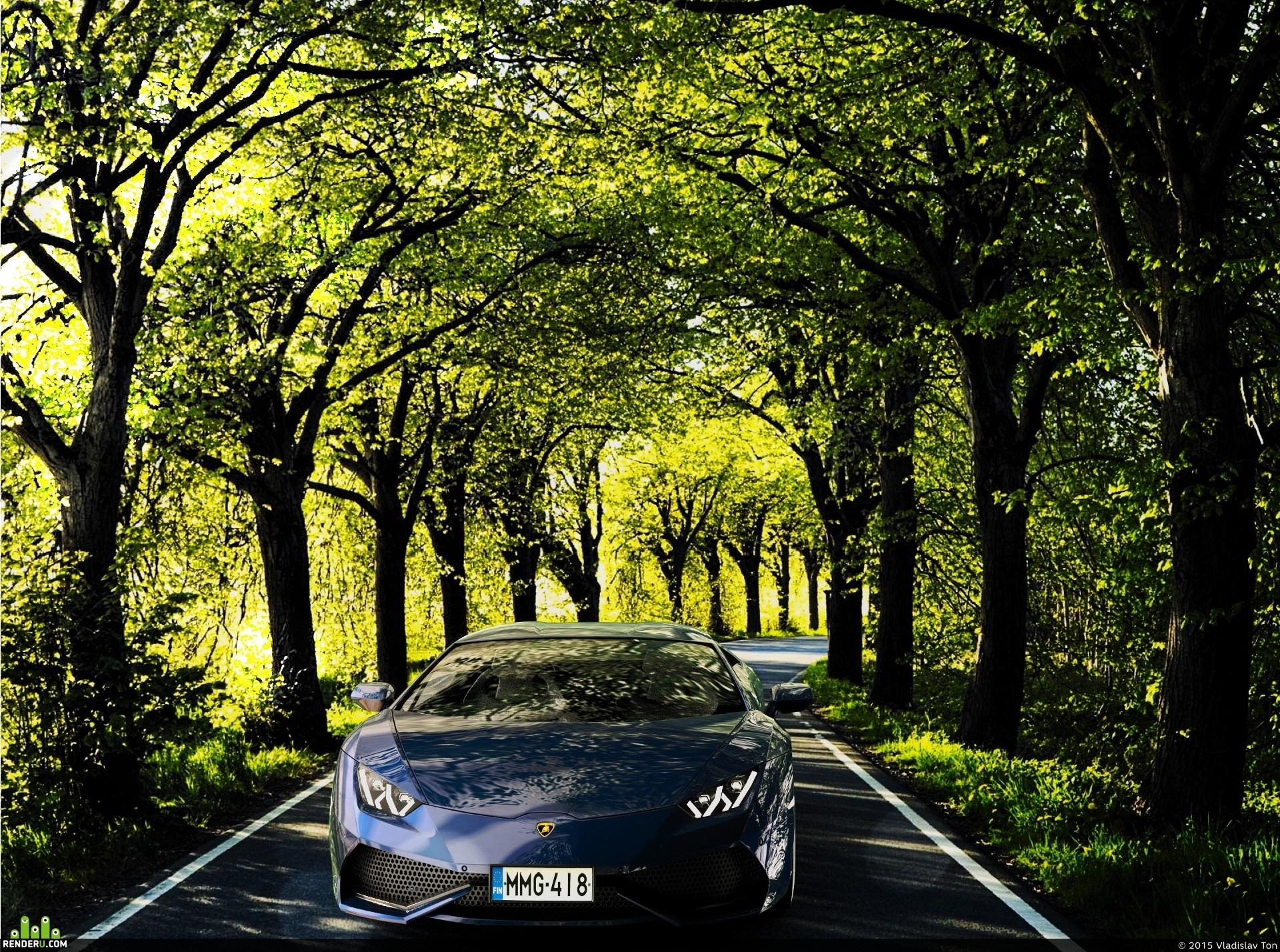 preview Lamborghini Huracan