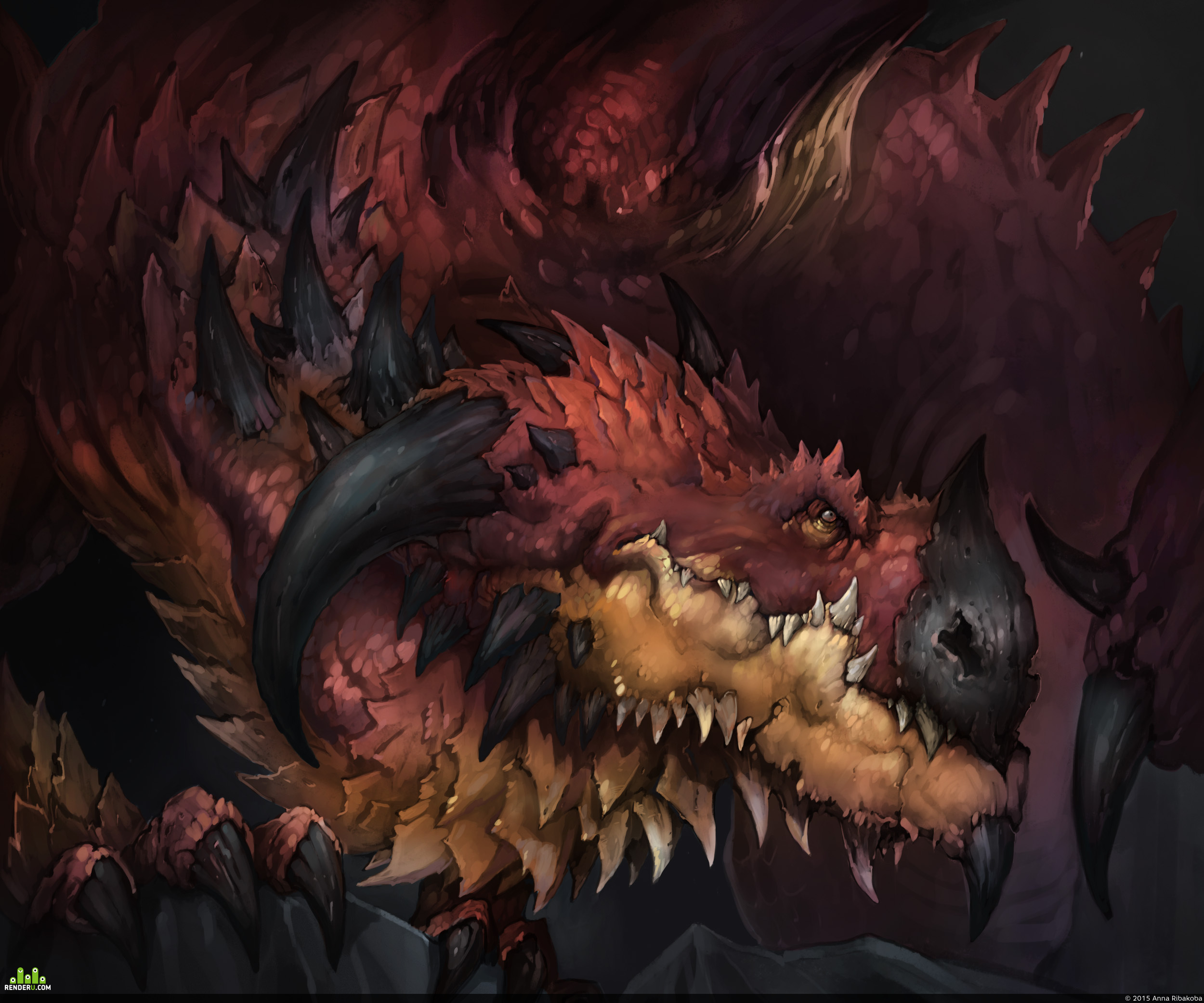 preview Дракоша