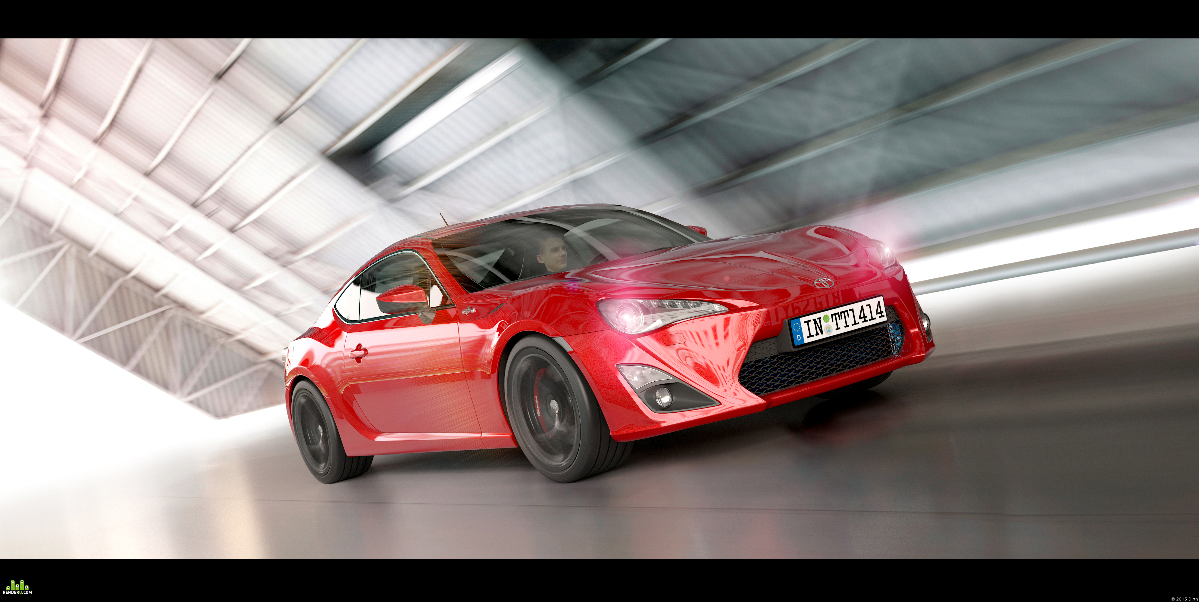 preview Toyota  GT86 2013