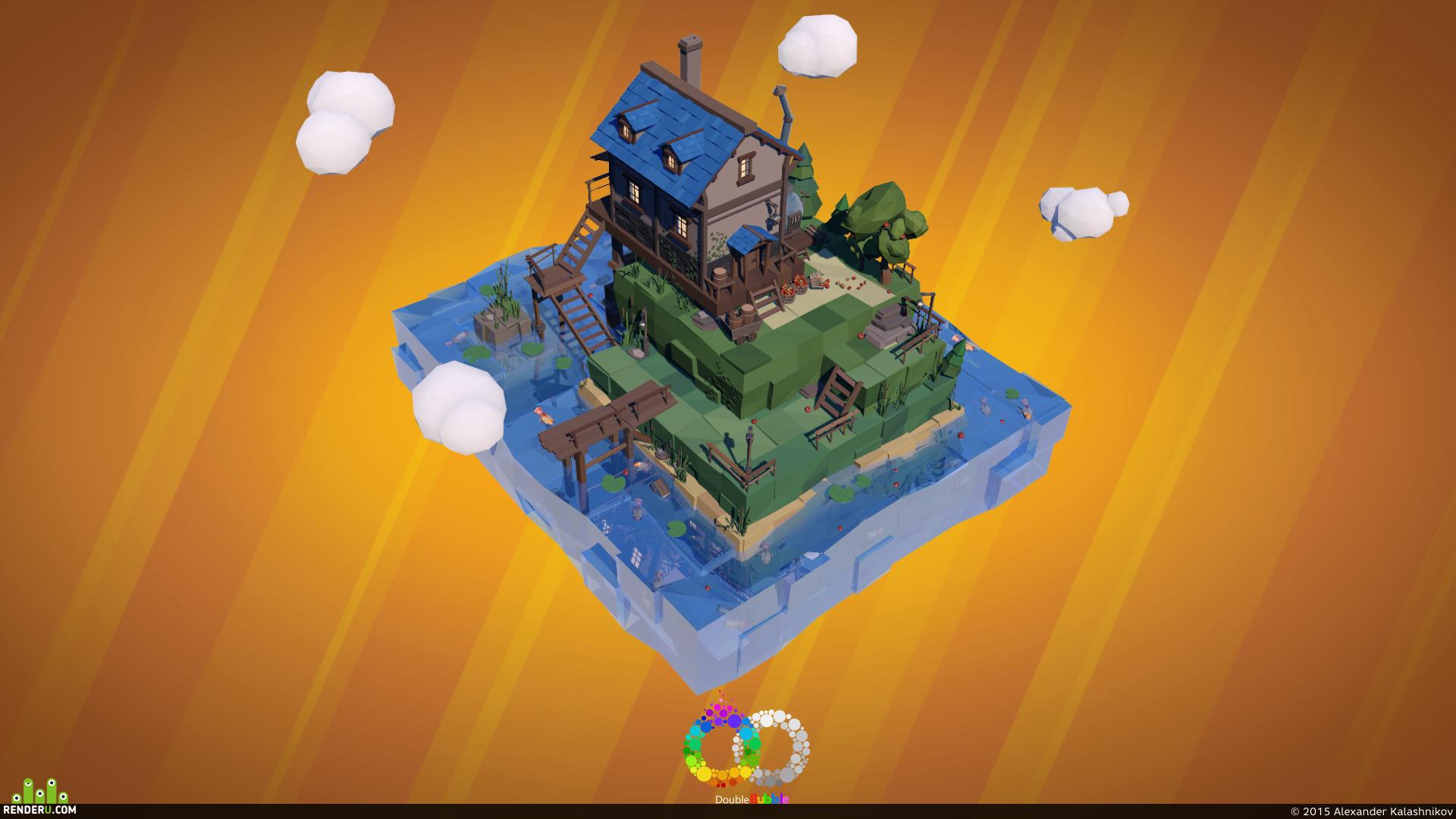 preview Яблочный остров
