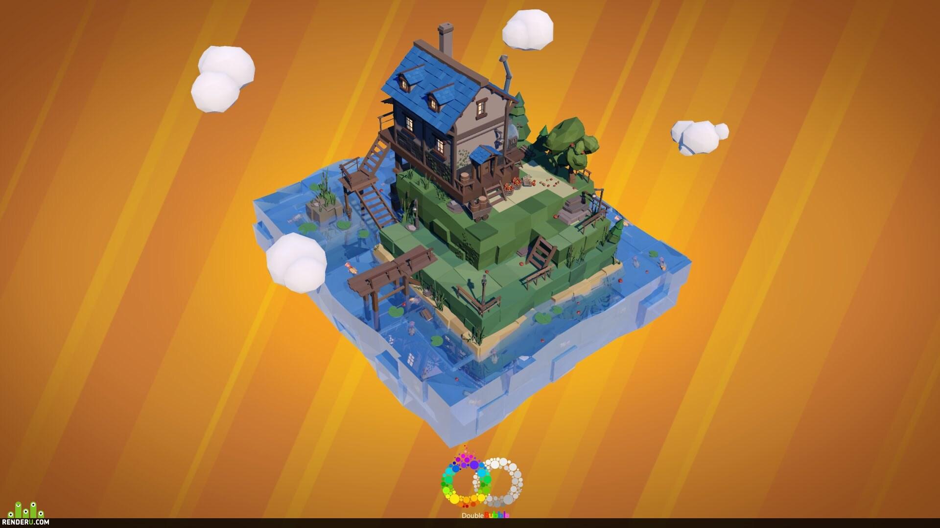 preview Яблочный остров (видео)