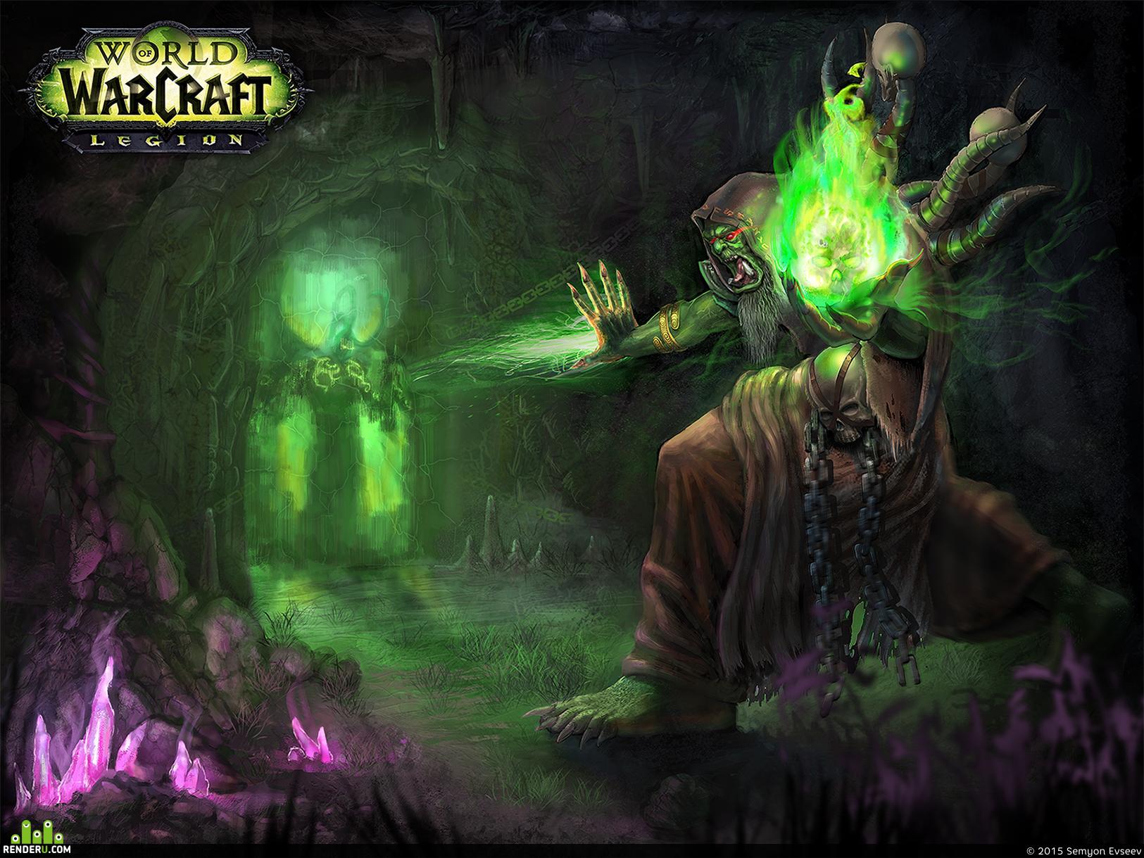 preview wowhead legion contest
