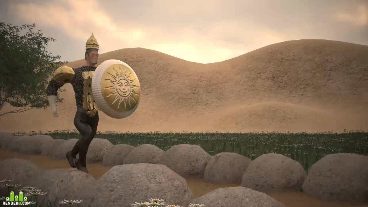 preview Рекламный ролик студии Илья Муромец