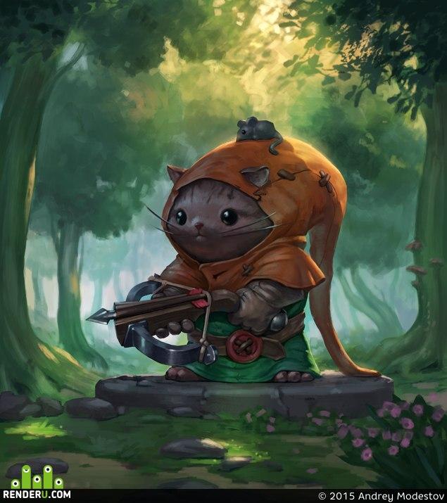 preview охотник