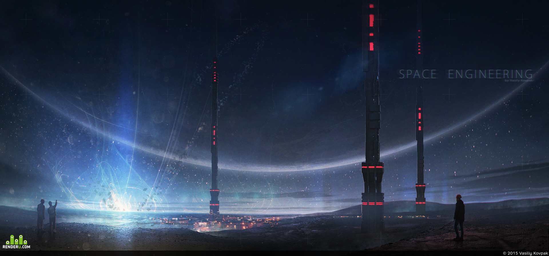 preview Космическое строительство