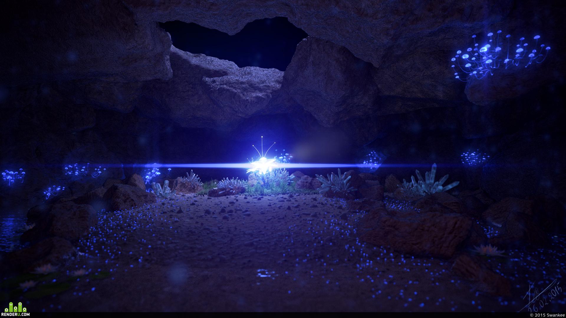 preview Кристальная пещера