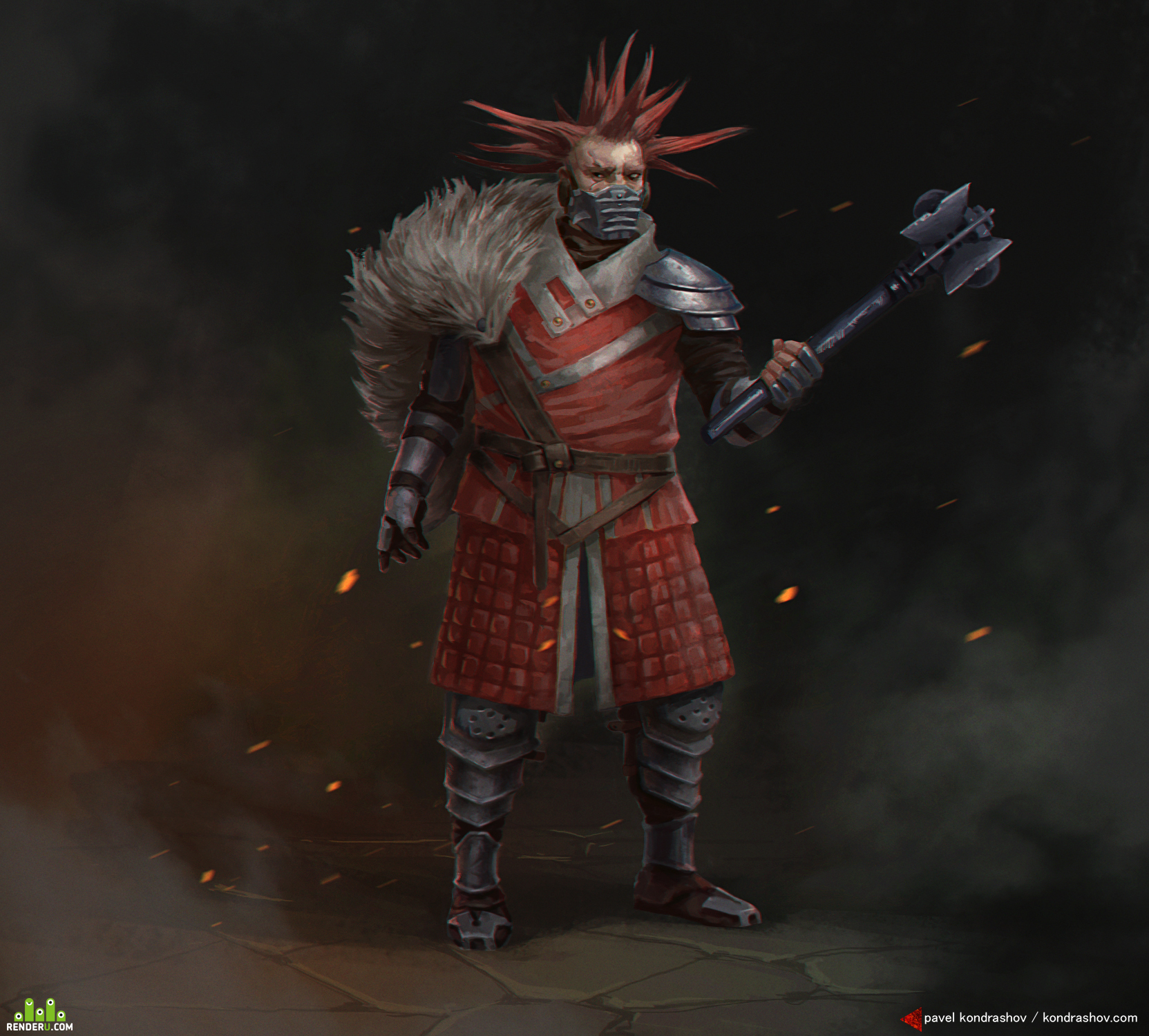 preview character