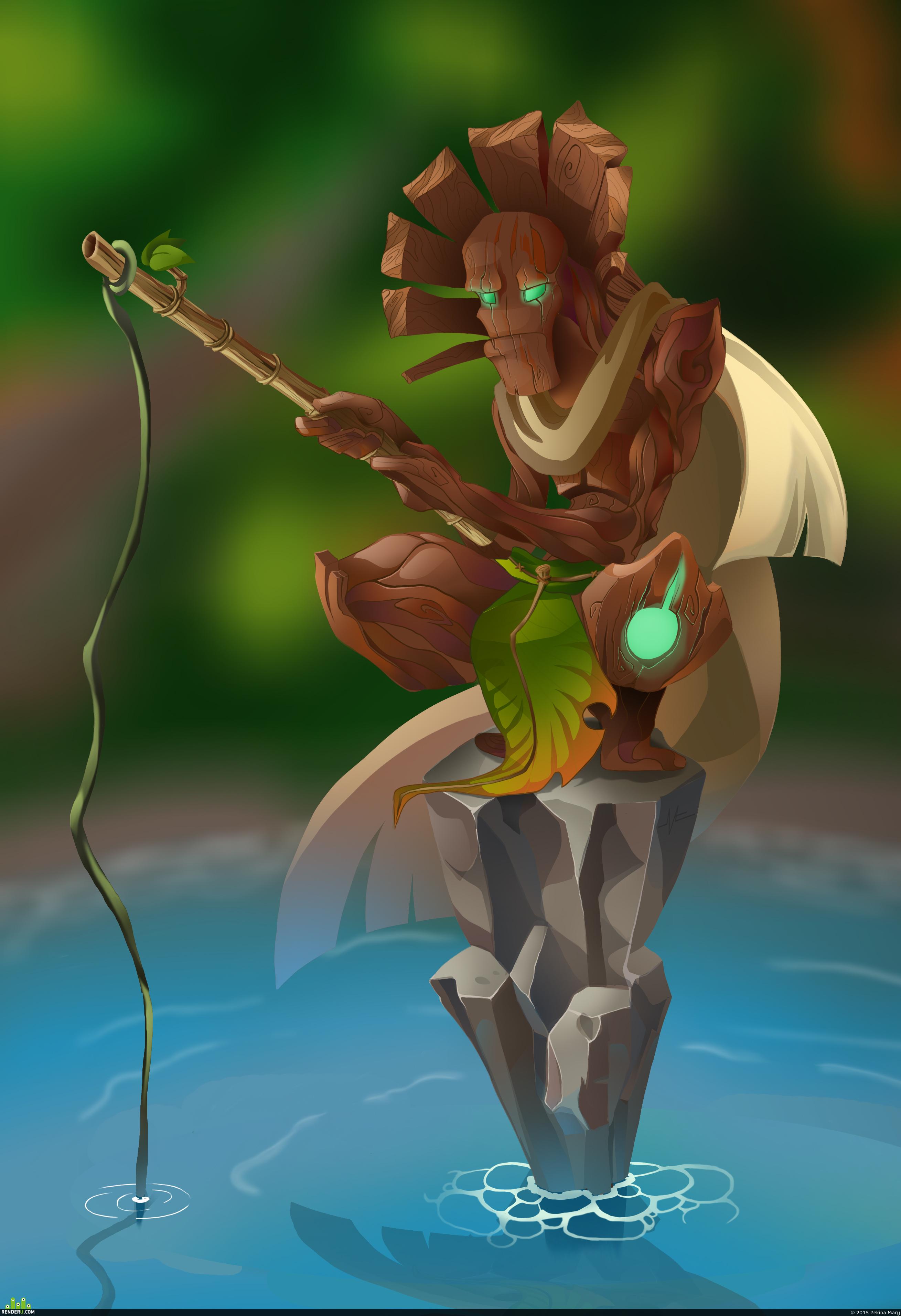 preview Бессмертный рыбак.