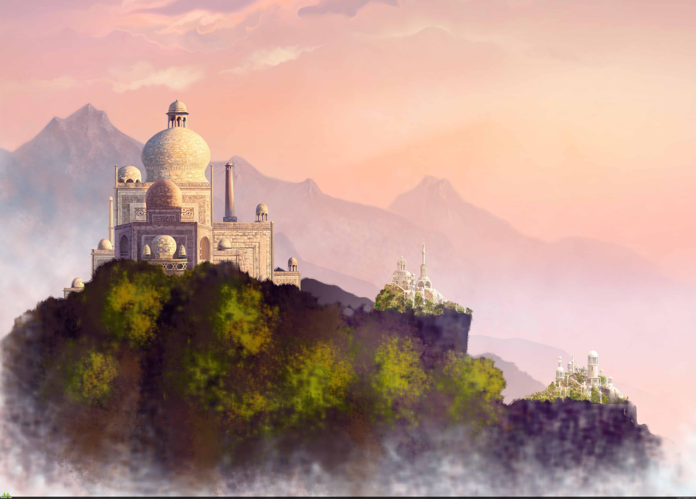 preview Иллюстрация к мультфильму Хашир и Мехир
