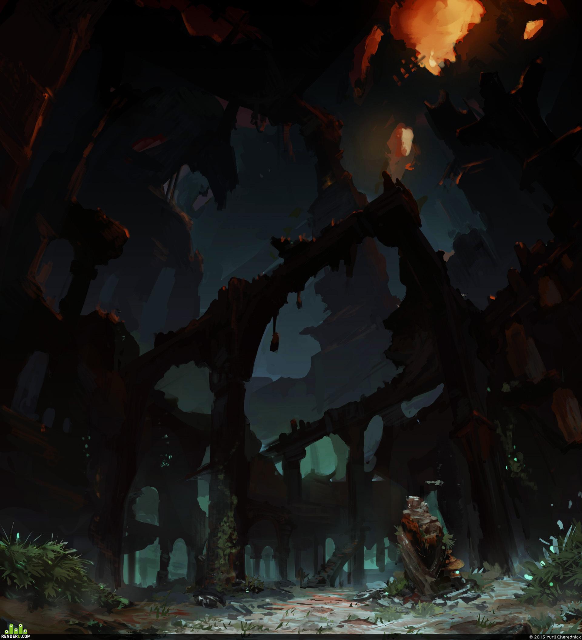 preview Враждебные руины