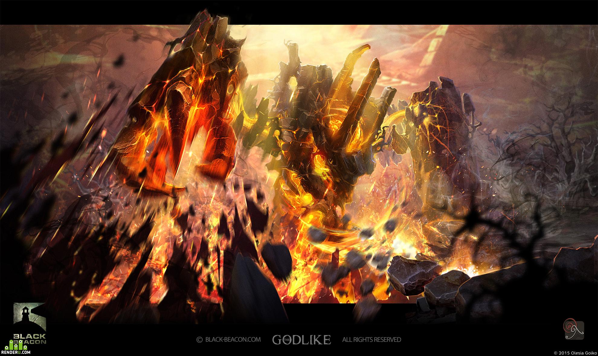 preview Древний демон