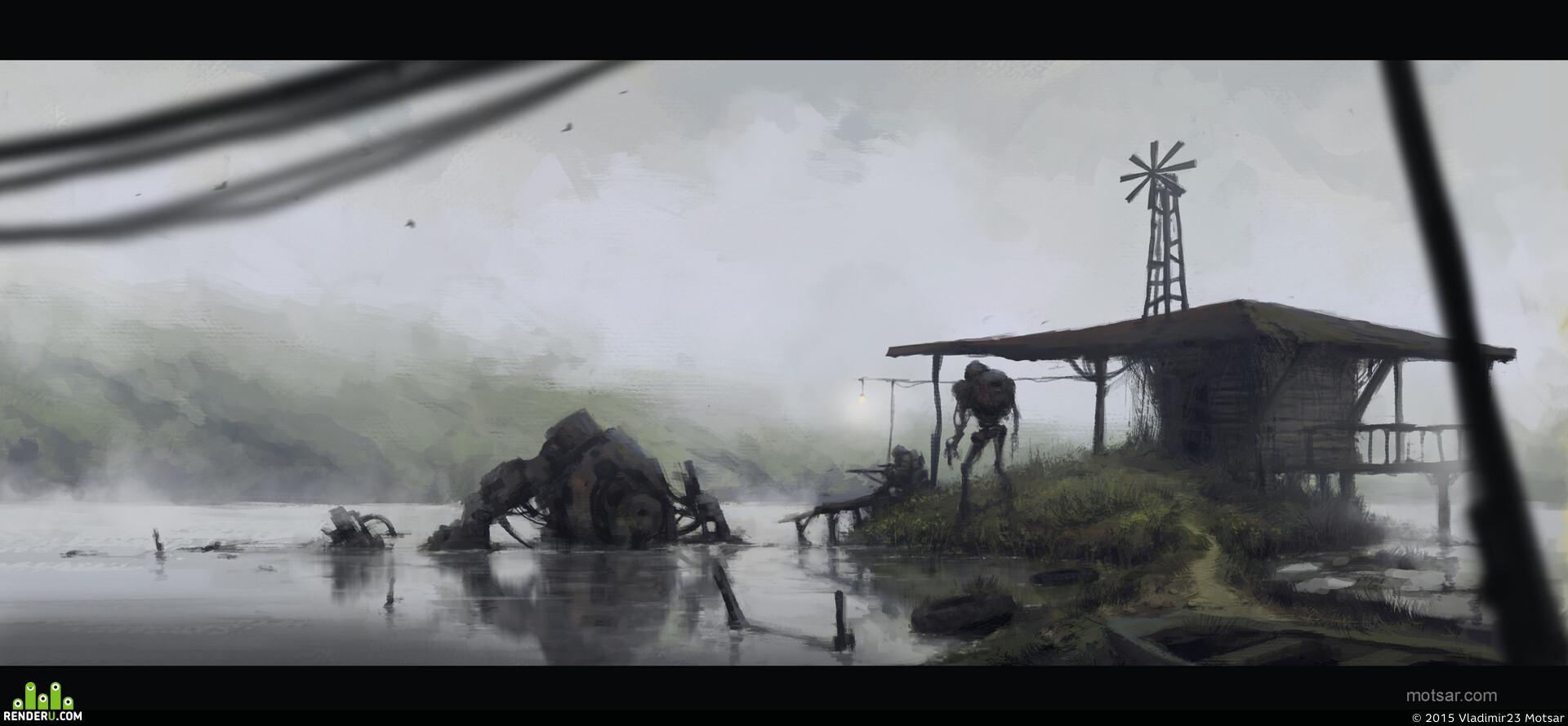 preview Пикник на болоте