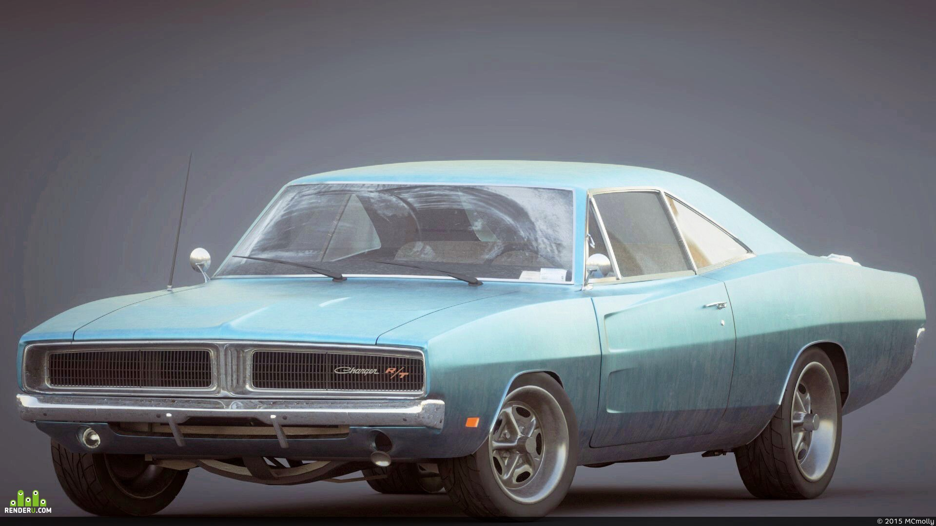 preview Dodge Charger 1969