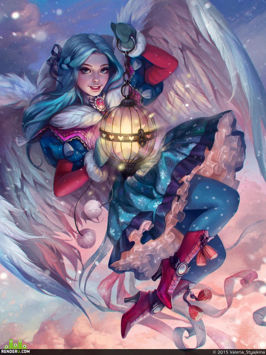 preview Зимняя магия