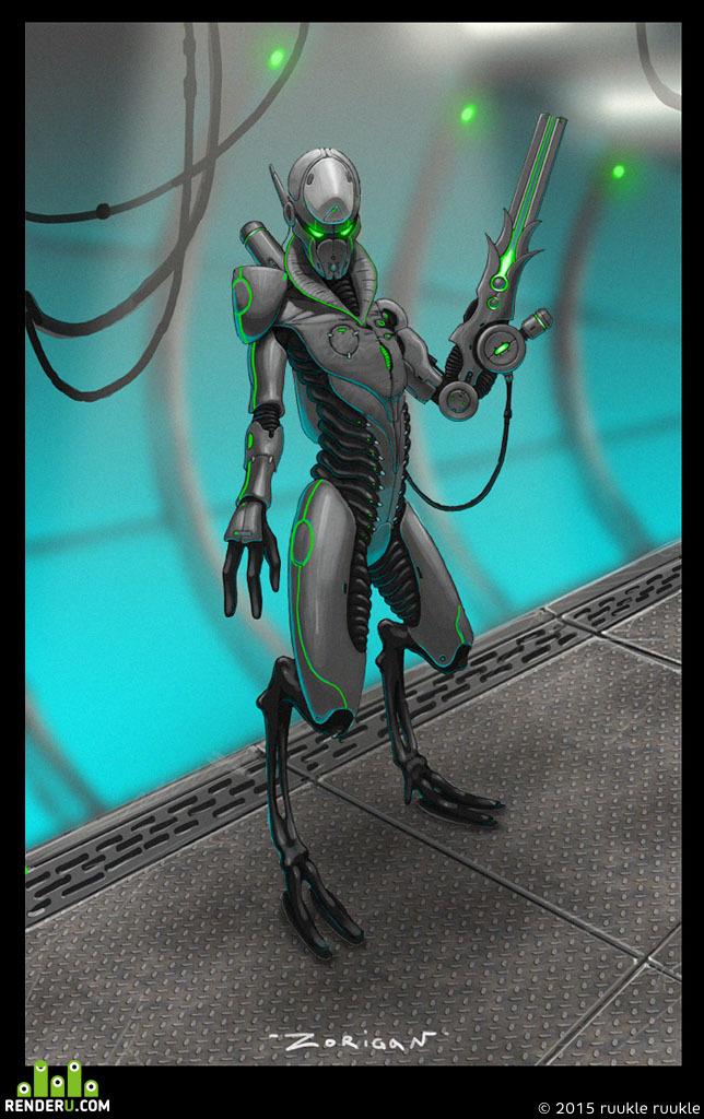 preview alien solder
