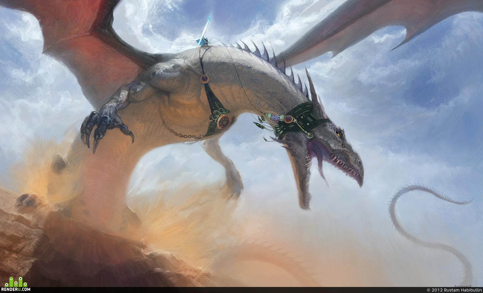 preview Dragon Rider