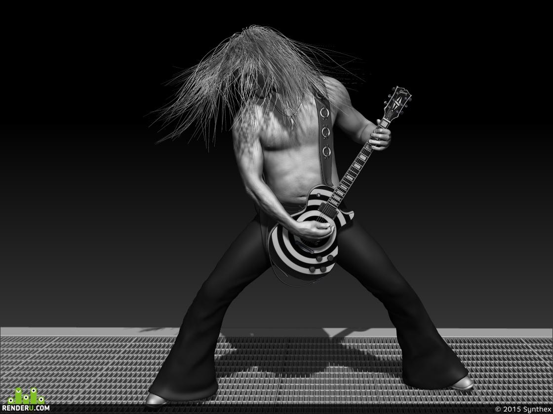 preview Гитарная легенда Z......