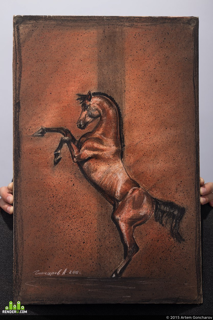 preview Конь