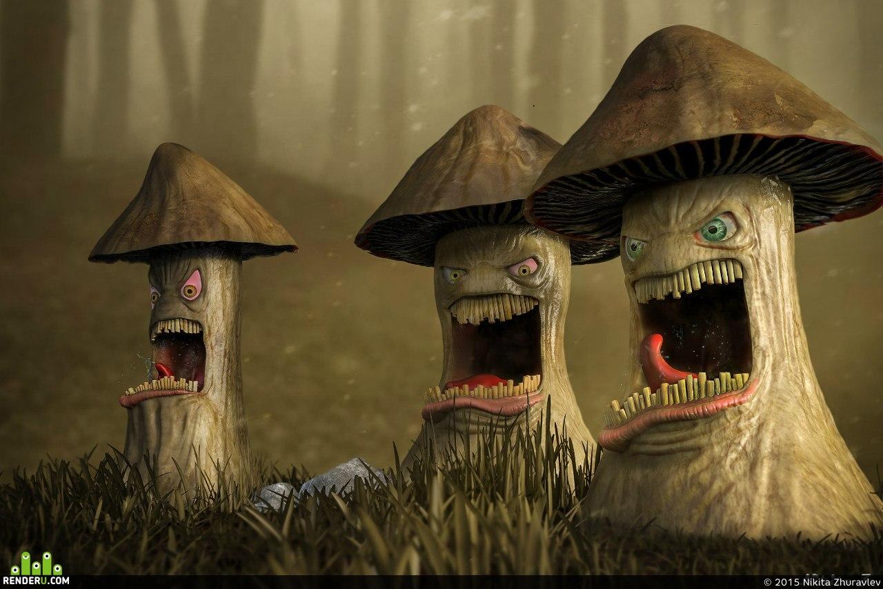 preview Взбесившиеся грибы