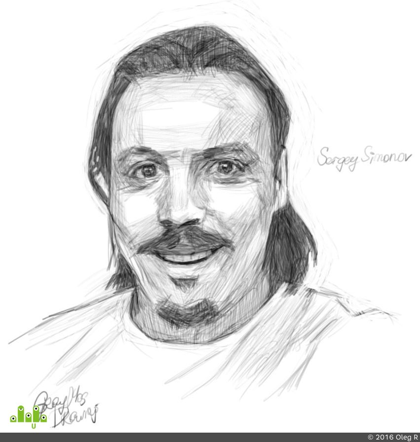 preview Сергей Симонов
