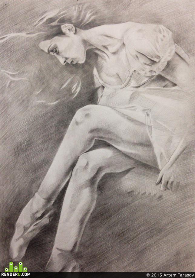 preview Балерина