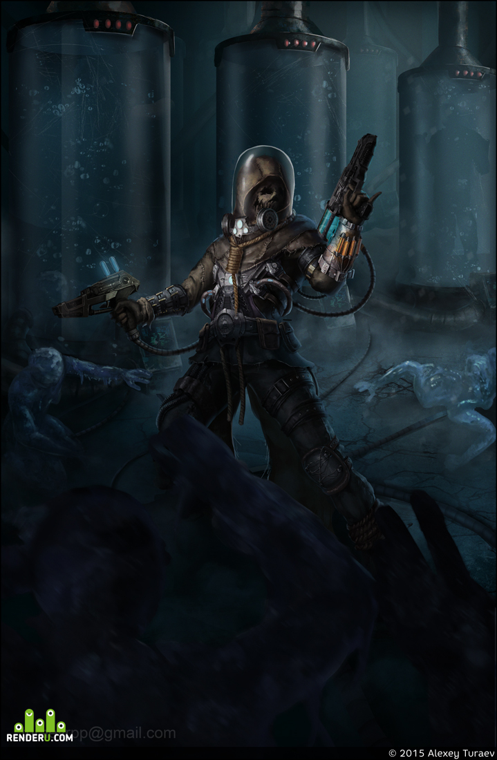 preview Scarecrow/Mr freeze