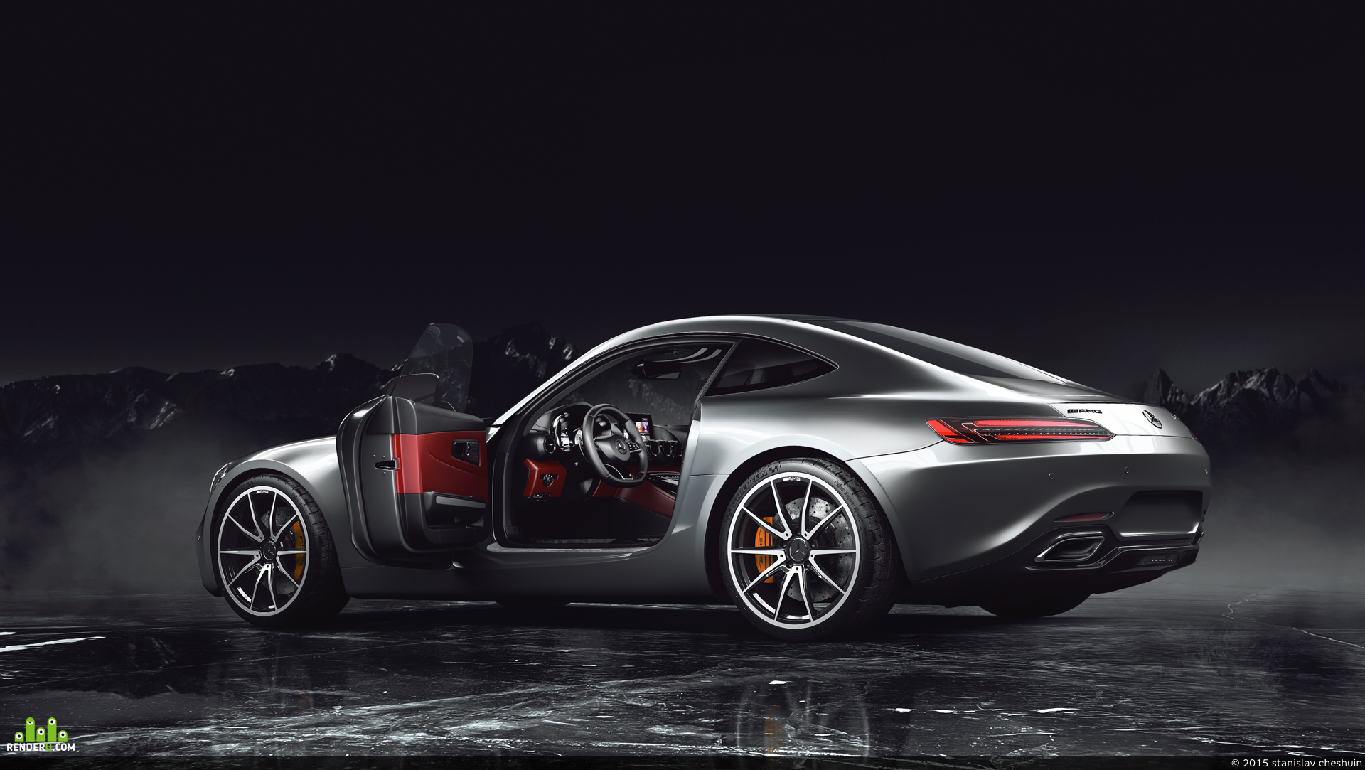 preview Mercedes-AMG GT