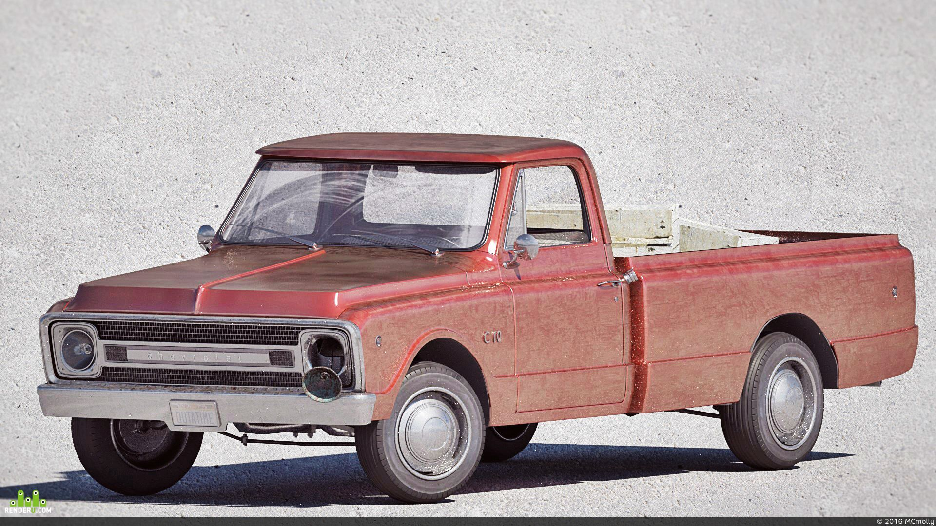 preview Chevrolet C10 Pickup