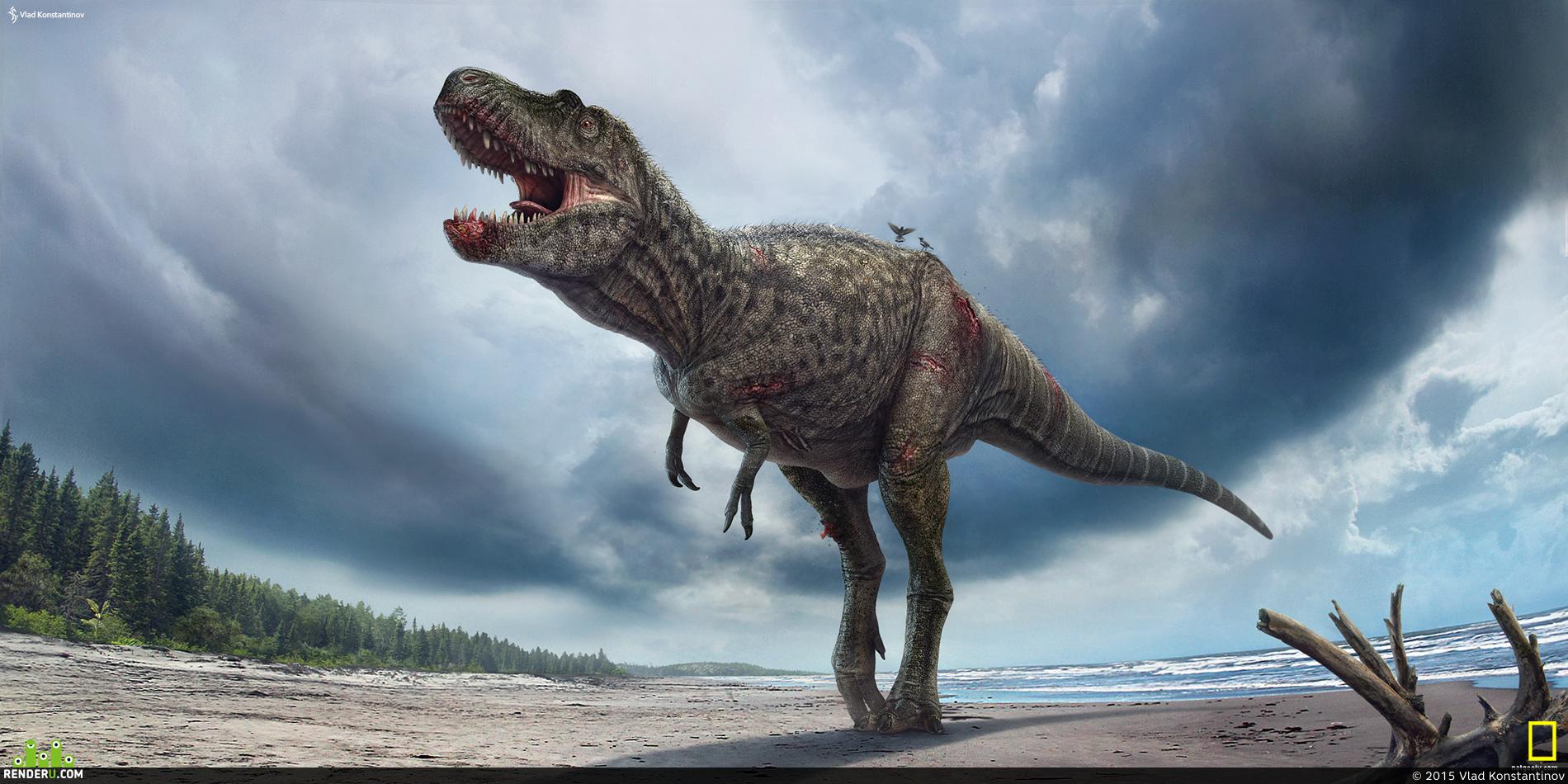 preview Горгозавр